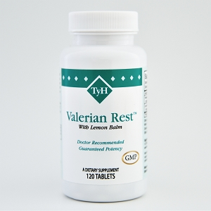 Valerian Rest™ 120 Tablets